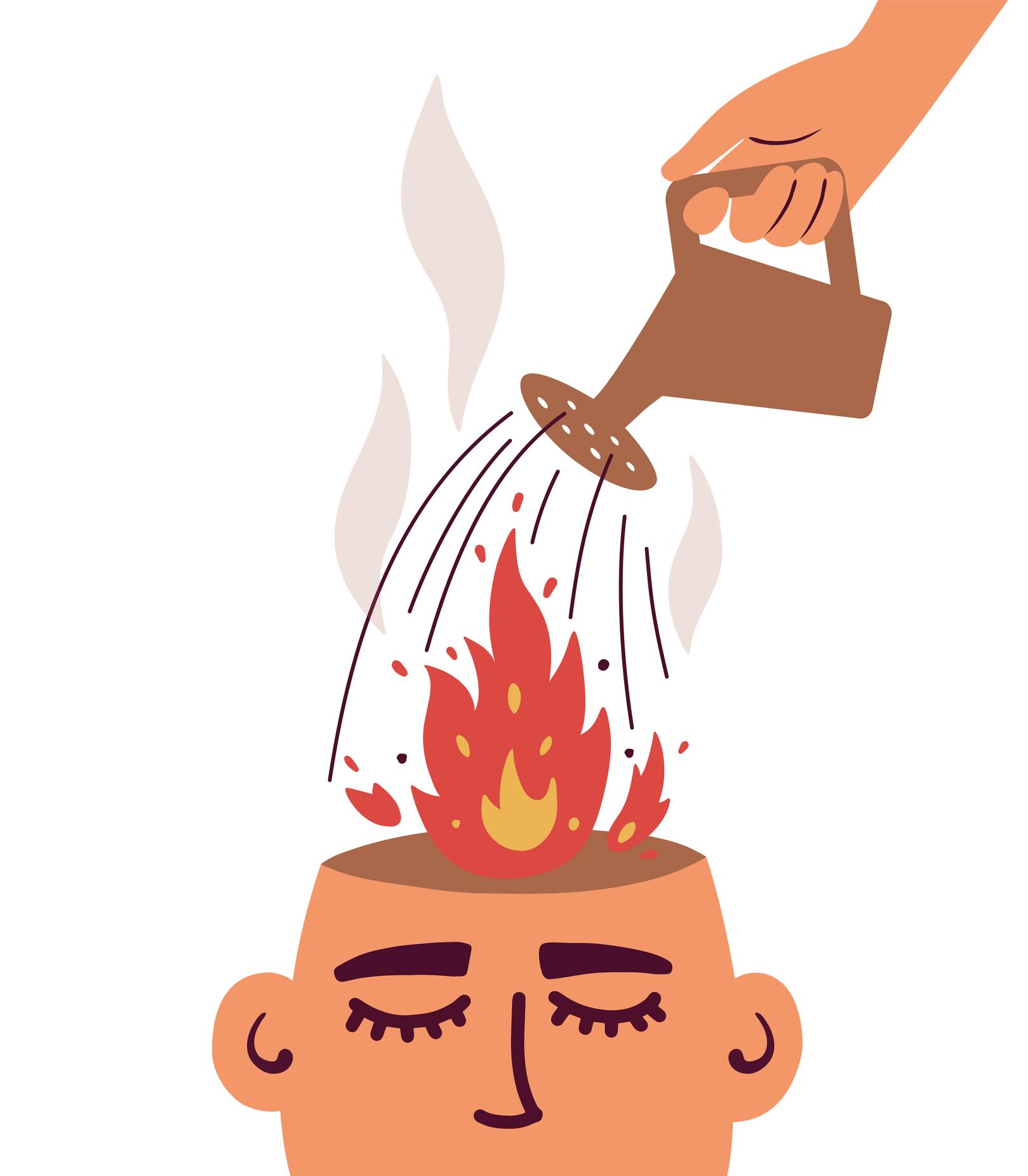 Psychische Gesundheit am Arbeitsplatz - Burnout